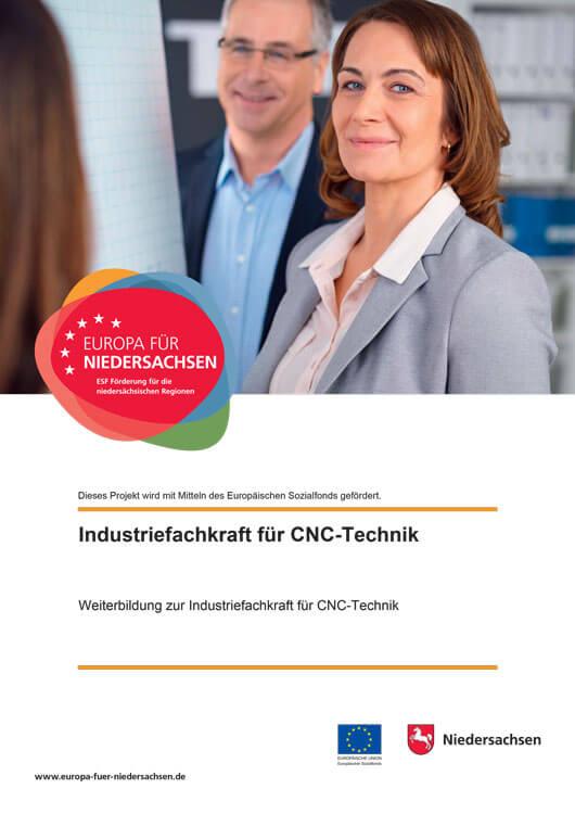 Plakat EU-Sozialfond CNC
